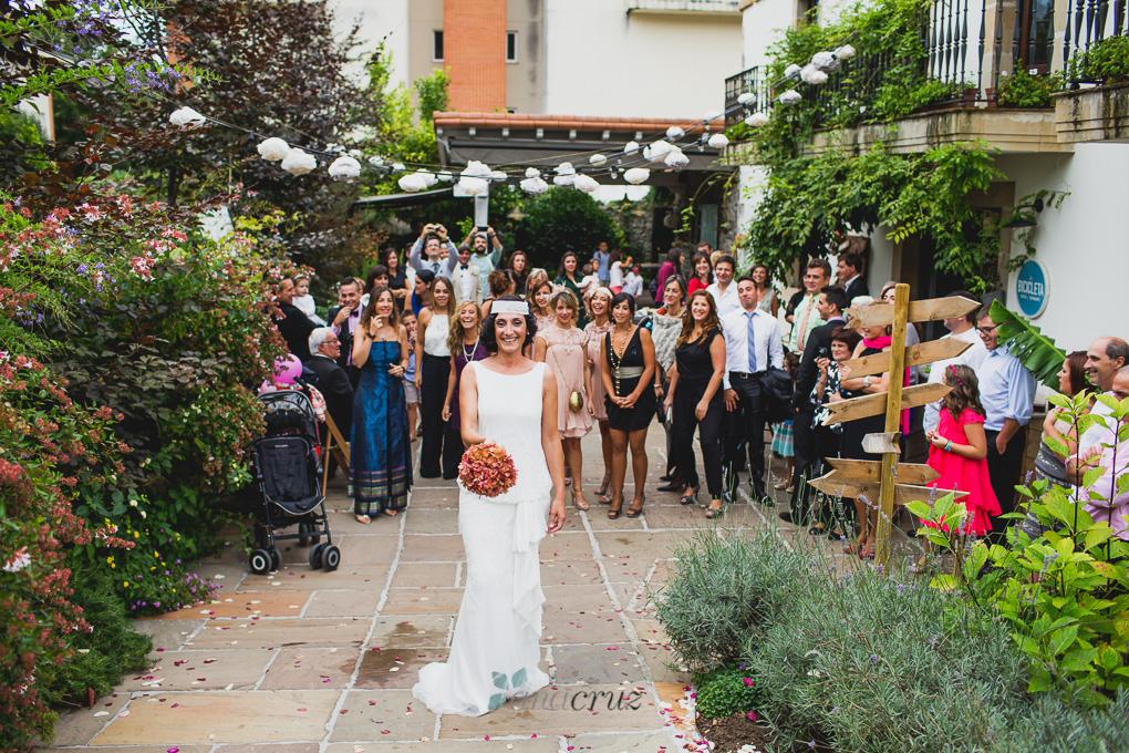 Fotografía de boda :: Nuria & Asier (y Daniel) :: Cantabria anacruz118-a699