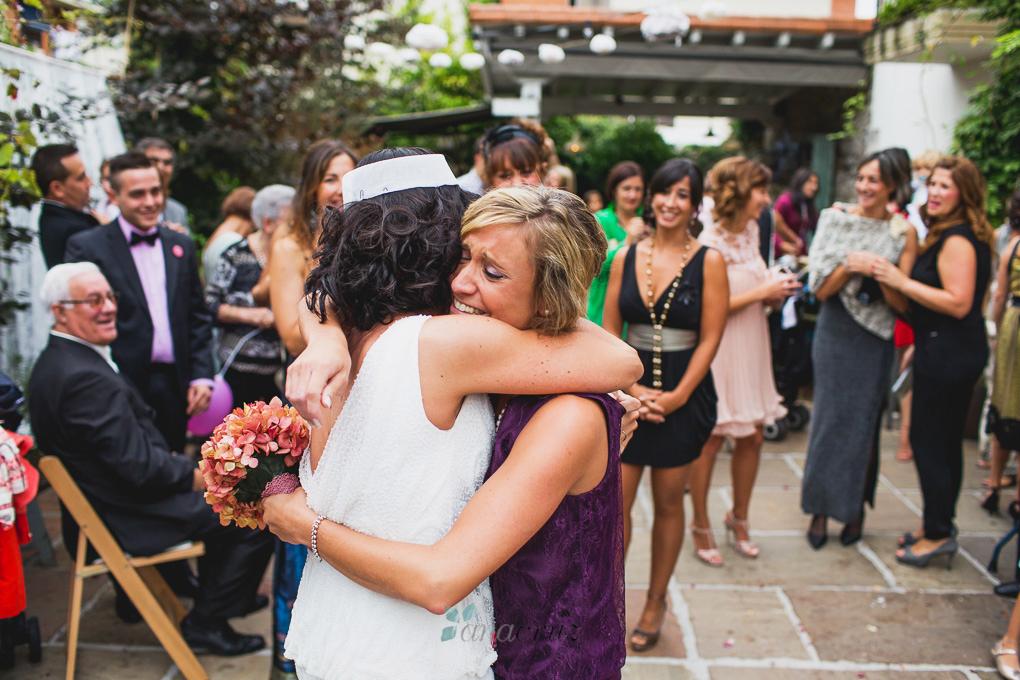 Fotografía de boda :: Nuria & Asier (y Daniel) :: Cantabria anacruz120-a69b