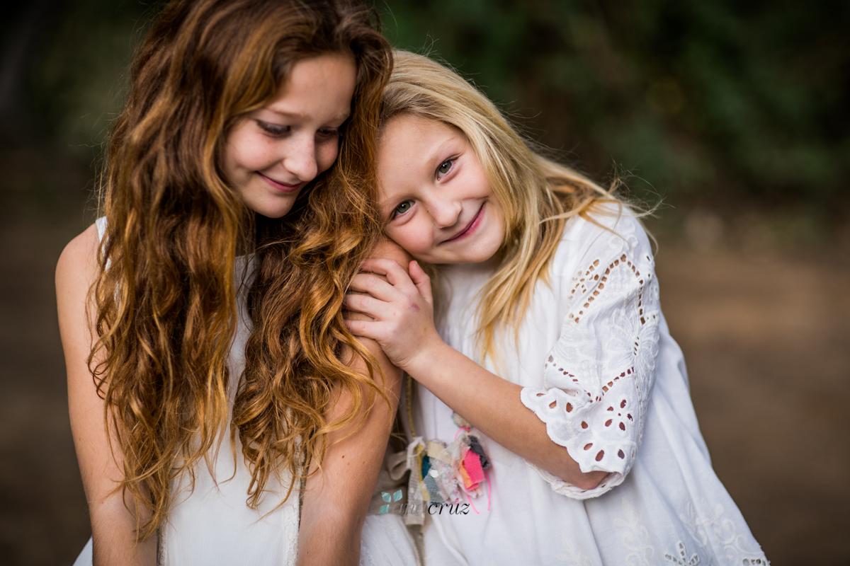 Fotografía de Comunión :: Blanca y Ana