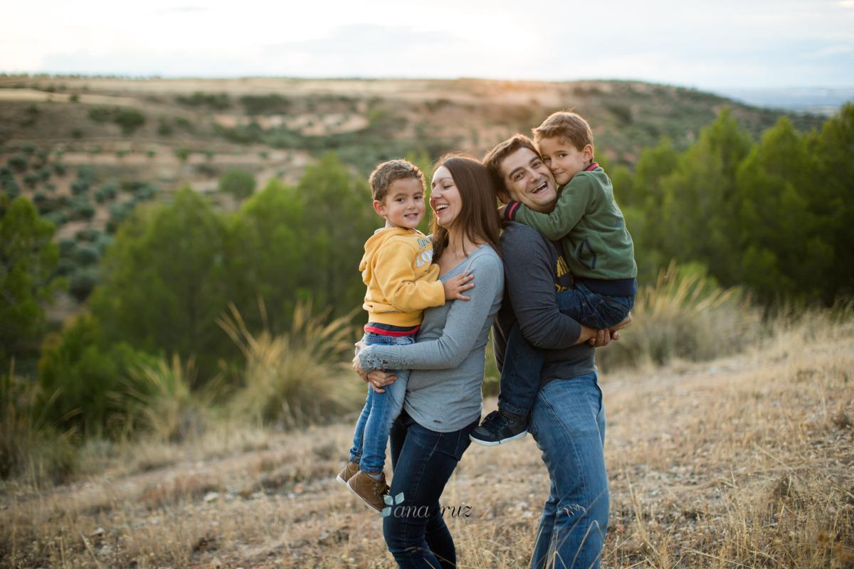 Fotografía de familias :: portfolio ANA4322
