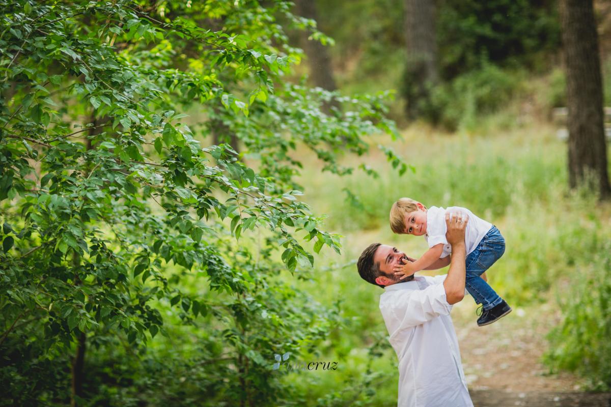 Fotografía de familias :: portfolio ANACRUZ299