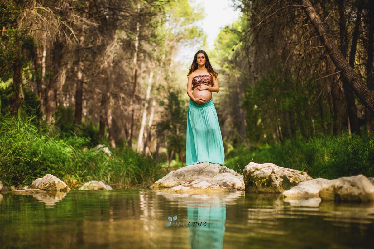 Fotografía de embarazo :: portfolio AnaCruz026