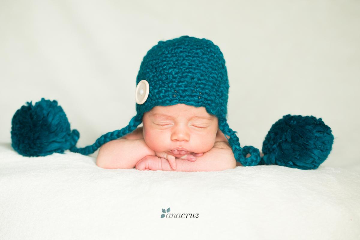 Fotografía de recién nacido :: Portfolio 2016 ANA7981