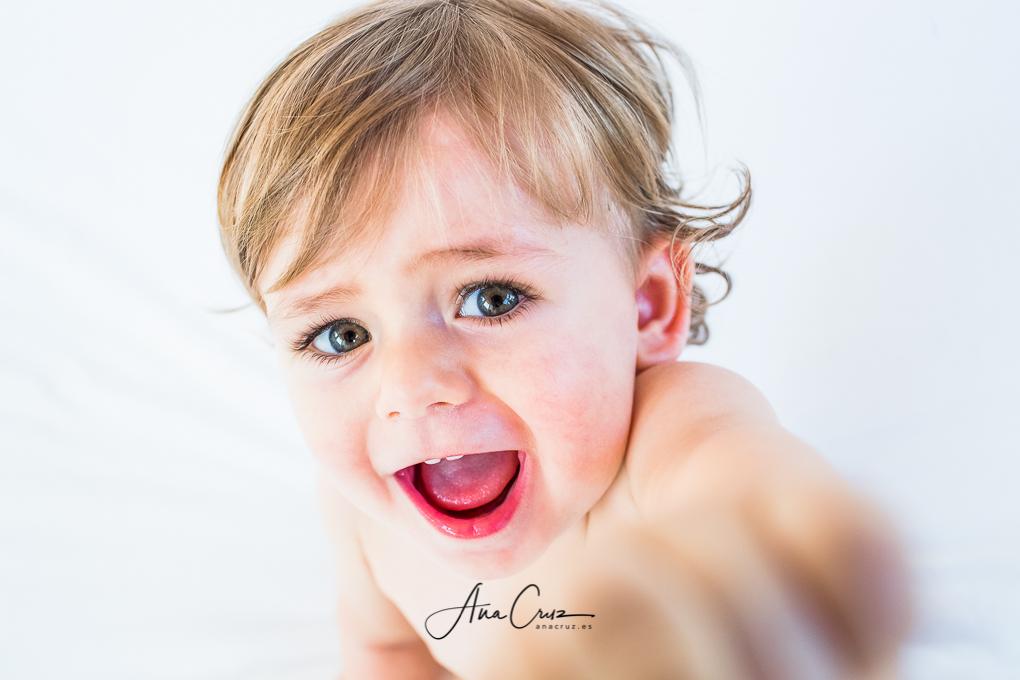 Portfolio de estudio bebés y niños NAC1602