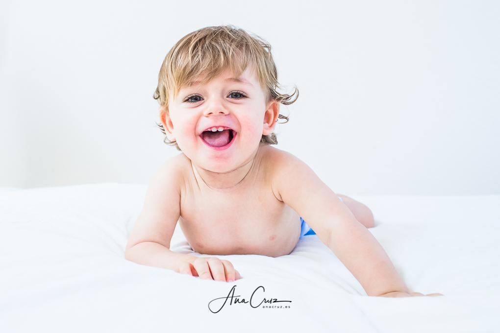 Portfolio de estudio bebés y niños NAC1632