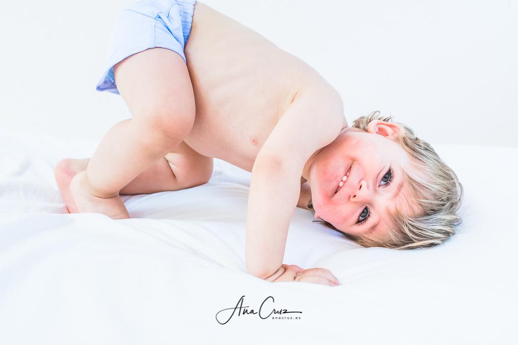 Portfolio de estudio bebés y niños NAC1642