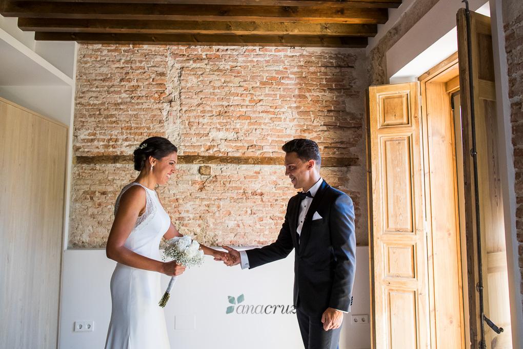 Fotografia de boda :: Natalia y Fernando en Madrid anacruzbodasept17_029