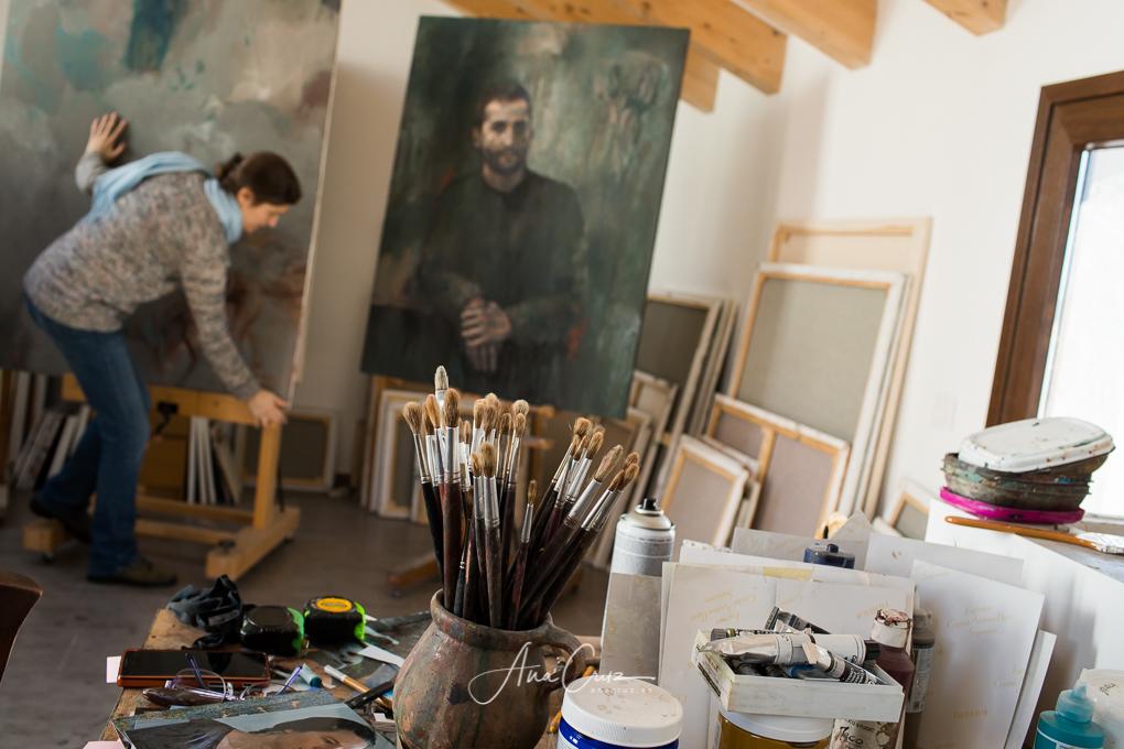 Lucie Geffré :: Pintora 37I3486